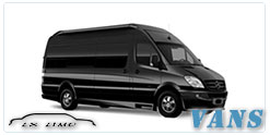 Luxury Van service in Buffalo, NY