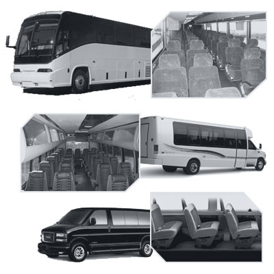 Buffalo Coach Bus rental