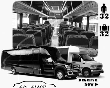 Motor coach Bus rental in Buffalo, NY