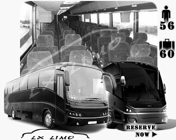 Motor Coach for hire in Buffalo, NY