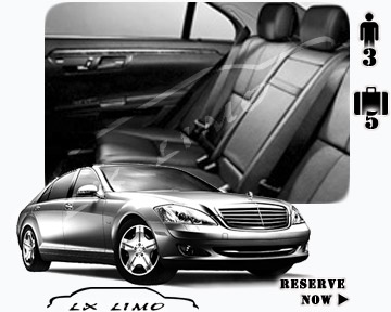 Mercedes S550 rental in Buffalo, NY