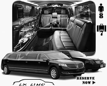 Limo from Buffalo airport