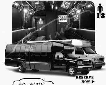 Buffalo Party Bus party Bus | 18 passenger PartyBus in Buffalo